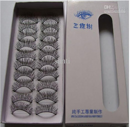 Wholesale Mixed Style Black false eyelashes