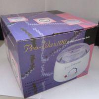 Wholesale 2PCS Salon Spa Wax Heater Depilatory Paraffin Warmer Waxing for hair removal ml V V F825