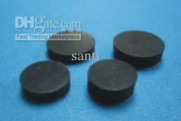 Wholesale Self Adhesive Anti Slip Stick round Rubber pads furniture foot bottom stablizer sofa feet Stabiliser