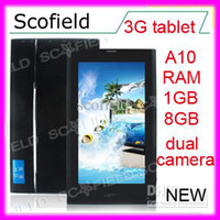 Wholesale LY F8S inch Built in G SIM Card Tablet PC GSM WCDMA Phone Call A10 RAM GB GB HDMI Dual Camera