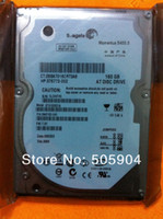 Wholesale For Seagate Momentus GB Internal rpm quot ST9160821A Hard Disk Drive T42 T41 T43 For HP