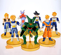 Wholesale ZTH dragon ball figure action toys goku figure cm figure toys