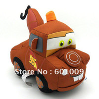 5-7 Years toy tow trucks - EMS New Pixar Cars Tow Mater Truck Doll Soft Toy quot