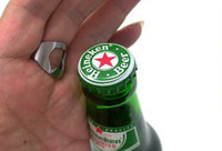 Wholesale Stainless steel finger ring opener Beer Bottle Opener diameter mm mm mm mm