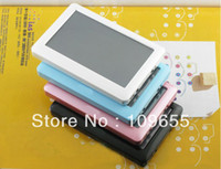 Wholesale Cheap Game Player Inch Touch Screen Music Player MP4 MP5 TV Out FM Radio