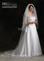 Wholesale NEW bridal Veils wedding dress Veils Tiaras and Hair Accessories V034