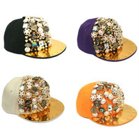 Wholesale Chic Hedgehog Punk Hip hop Hat Rivets BUTTONS STUDS Spikes Studded Cap YHF