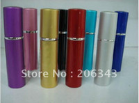 Wholesale 5ml color mist perfume sprayer bottle can used for perfume atomizer or perfume packaging