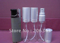glass bottles cosmetic packaging - 10ml glass perfume atomizer bottle used for perfume packaging or perfume sprayer can be used for cosmetic package