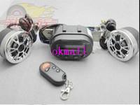 Wholesale car New motorcycle audio system FM radio MP3 stereo speakers waterproof H260