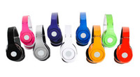 Wholesale Popular Over Ear DJ headphones with noise cancelling folding earphones Seal box in stock colors are available