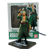Wholesale One Piece Roronoa Zoro After Years THE NEW WORLD PVC Figure Toy