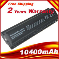 Wholesale Hot new Cell Replacement Laptop battery for HP Pavillion DV6000 V3000 DV2000 black