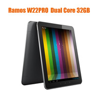 Wholesale Ramos W22Pro Inch IPS Screen GB RAM GB Dual Core Tablet PC Android HDMI Dual Camera