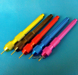 Wholesale 1PCS TOP Reusable Tattoo Piercing Tool Skin Marker Pen With Free Refill Supplies