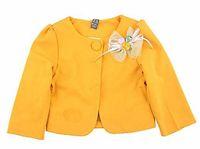 Halloween tweed jacket - Girls Cute Tops Coat With A Flower Tweed Jacket Fashion Casual Coats Children Jackets Kids Clothing