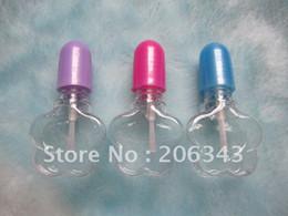 Wholesale Capacity ml plastic empty nail polish enamel bottle or clear nail polish bottles