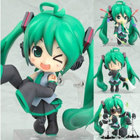 Wholesale Nendoroid Vocaloid Hatsune Miku Cute Action Figure inch Model Collection Set No