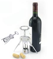 Wine Openers beer stemware - Nobility Wine Bottles Opener Stainless Steel Creative Tableware Beer Openers Stemware Barware