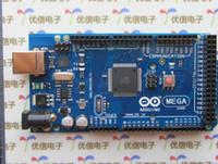 Wholesale Freeshipping arduino mega board with USB line good quality