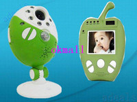 Wholesale Wireless inch Digital LCD Baby Monitor with music player camera Night Vision