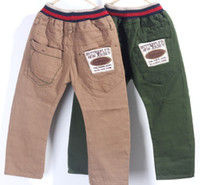 beautiful trouser - 2 year kids jeans Autumn winter children pants Boys jeans Beautiful holiday leisure trousers