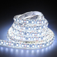 Wholesale 5m xmas decoration waterproof COOL smd leds m flexible led strip light V A ADAPTER