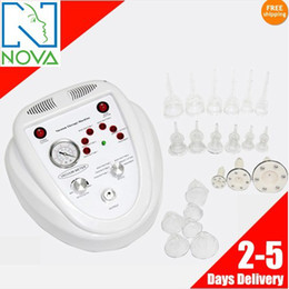 Wholesale New Vacuum Therapy Massage Body Shaping Beauty Machine Spa Skin Rejuvenation CE