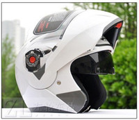 Wholesale JIEKAI quality goods electric motorcycle helmet qiu dong QuanKui upscale double lens strip surface h