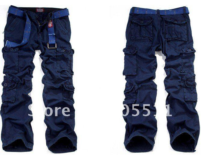 Cargo Pants With Lots of Pockets Cargo Pants For Men With Lots