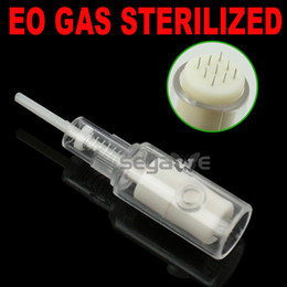 Wholesale Sterilized Micro Skin Roller Needles For in1 Tattoo Rotary Permanent Makeup Machine Pen