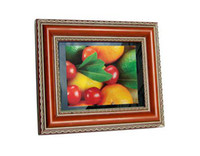 Wholesale DHL Antique wood photo frame quot inch digital photo frame X768 LM electronic photo frame