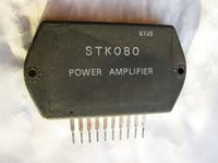 Wholesale STK080 THICK FILM HYBRID IC POWER AMPLIFIER