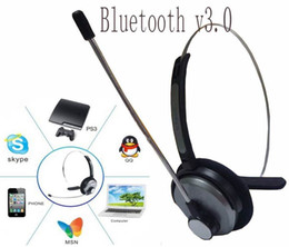 New arrival Bluetooth Stereo Wireless Headset Earphone for mobile phone Free shipping