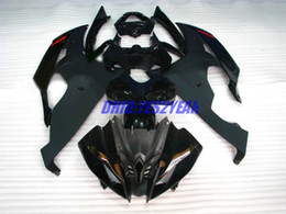 Black Fairing Body kit For YAMAHA 2008 2009 2015 YZF-R6 YZF R6 YZF600 YZFR6 R6 08 09 15 Injection mold Fairings bodywork