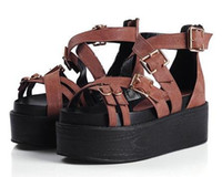 Wholesale 2013 Rome Sandals New Arrived Promotion Women Platform Shoes Flat with Cross Strap Color