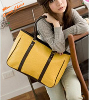 Wholesale Commuter Lady handbag shoulder bag functional office lady bag pc low price
