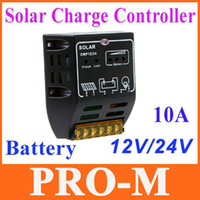 Wholesale Big Sale A V V Solar Charge Controller Solar Panel Battery Regulator Safe Protection