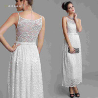 Wholesale Lan Kwai Fong the lace white Persian Mia was thin stretch of pregnant women can loose fitting d