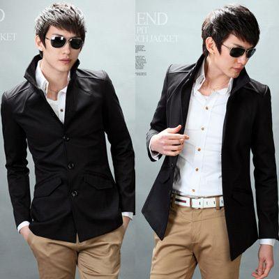 Conociendo a la nueva jefa  Uyuk-fashion-men-s-clothing-vintage-chinese