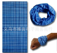 Wholesale New Sashay Scarf Magic Kerchief Bamboo Fiber Multiple Use Circle Neck Warmer Outdoor Scarves