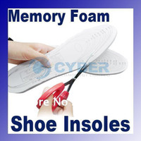 Soles Insoles Guangdong China (Mainland) New! 1 Pair Antibacterial Comfortable Memory Foam Shoe Insole Pad Unisex