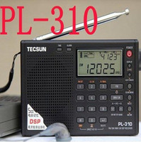 Wholesale TECSUN PL310 FM MW LW SW DSP WORLD BAND RADIO PL