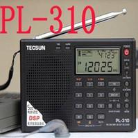 Wholesale TECSUN PL310 FM MW LW SW DSP WORLD BAND RADIO PL