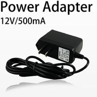Wholesale 12V A mA Power Source Adapter Plug for LED Strip CCTV Camera etc