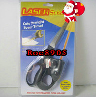 Wholesale CPA Cuts Straight Eveyr Time Laser Scissors Laser Beam Guide for Accurate Cutting