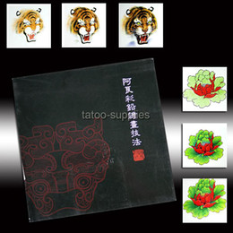 Wholesale NA LIANG LEARN DRAWING Tattoo Flash Book Art Magazine NEW A4 quot quot TS