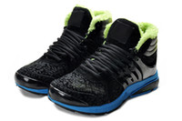 Wholesale 2013 new mens ROLLER shoes with velvet outdoor running shoes Valentine s Day gift black dark blue