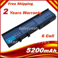 battery acer extensa - 5200mAh Battery for Acer A Z Extensa
