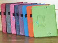 Wholesale fashion lichee PU skin leather case cover skin with stand holder for Kindle fire HD leather case